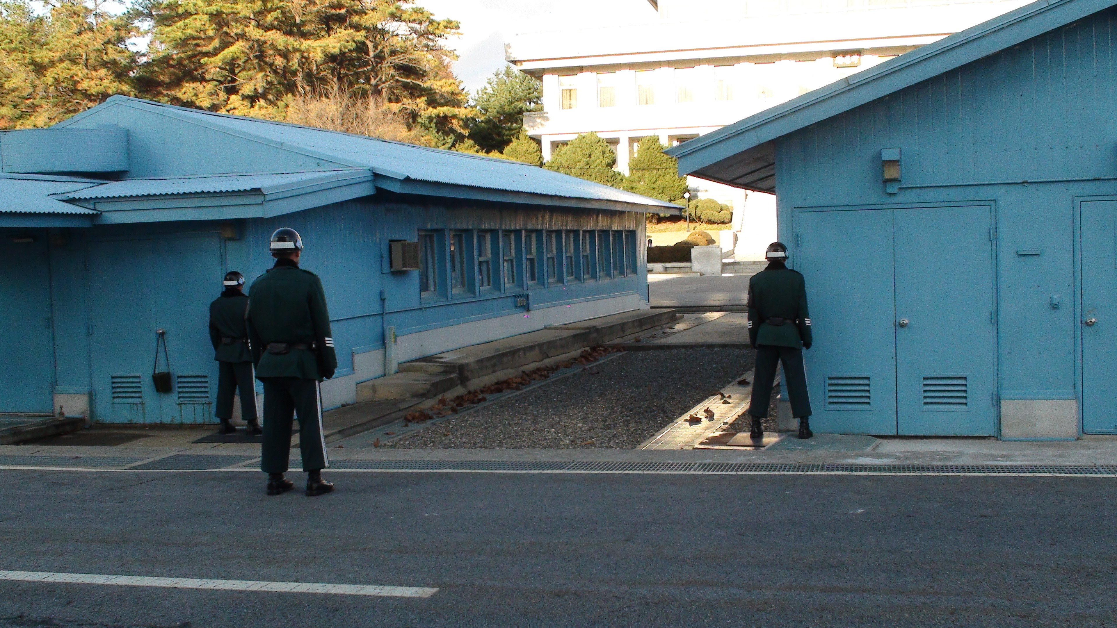 joint security area JSA